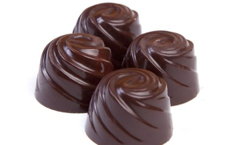 Belgian Dark Chocolate Caramel Creams