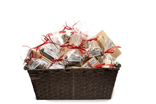 Artisan Chocolates Gift Basket