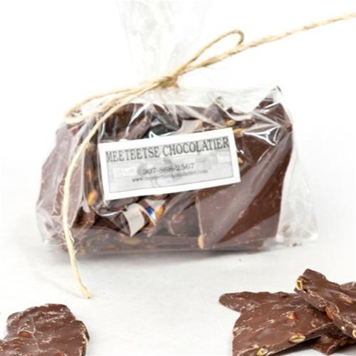 Artisan Chocolate Pumpkin Bark
