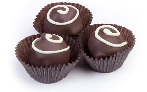 Meeteetse Chocolate and Sarsaparilla Truffle